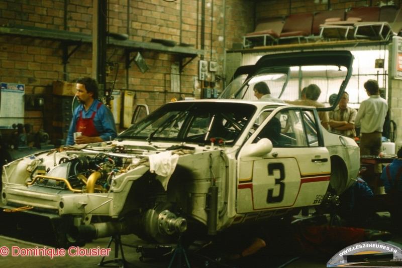 Porsche 924 a teloche