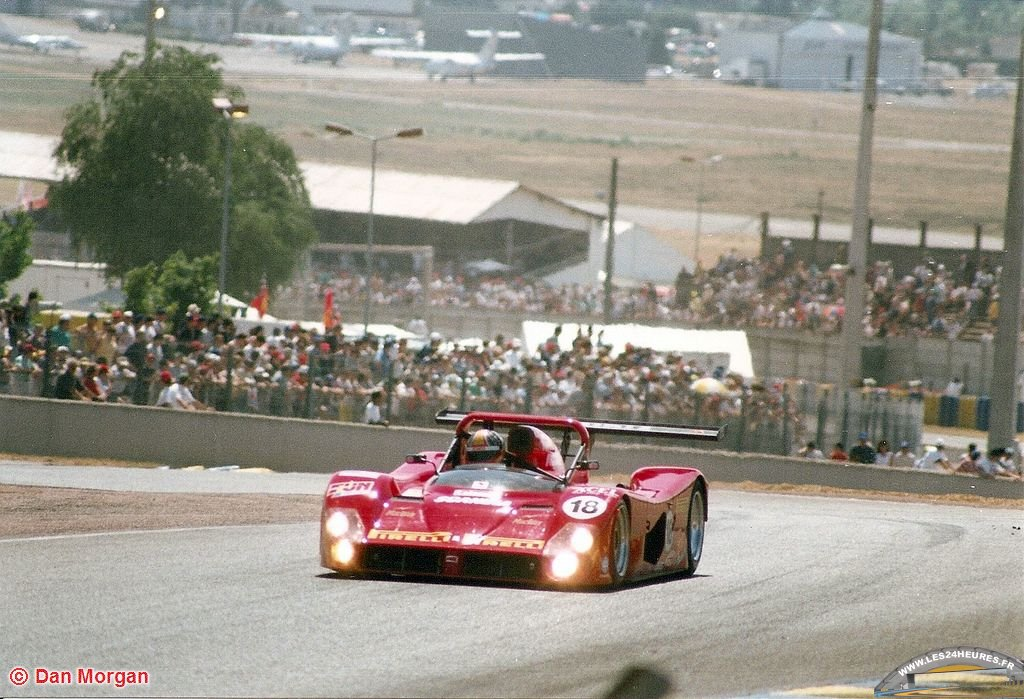 Ferrari 333 SP Scandia Racing LM96