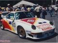 24 heures du Mans 1996 Porsche Parr Motorsport no 83
