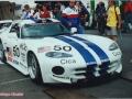24h du Mans 1996 Dodge Viper 50