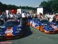 24h du Mans 1996 McLaren Gulf Racing