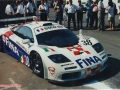 24h du Mans 1996 McLaren Bigazzi