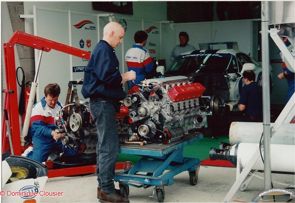 LeMans 1997