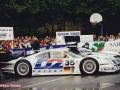 24h mans 1998 Mercedes CLK-LM