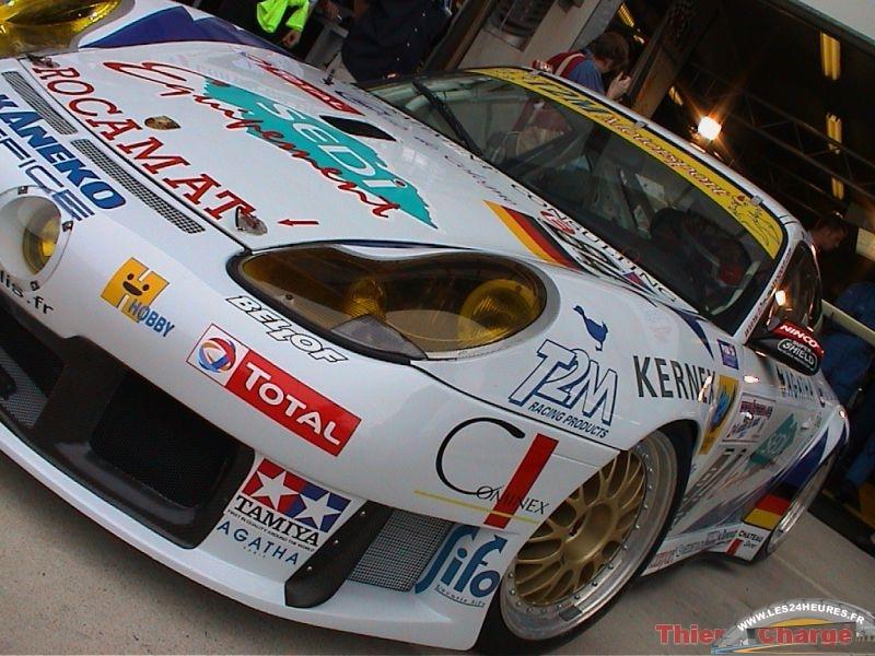 Porsche T2M Motorsport Ickx Bourdais Berville