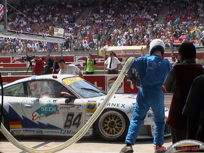 24h du Mans 2003 Porsche T2M Motorsport