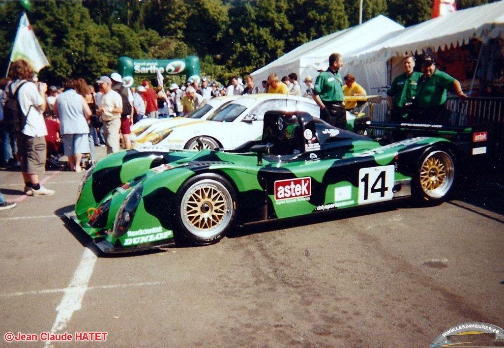 Nasamax Le Mans 2004