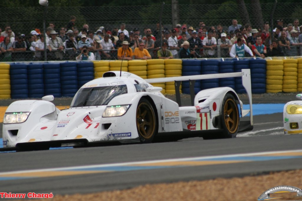 24 heures mans Dome Judd