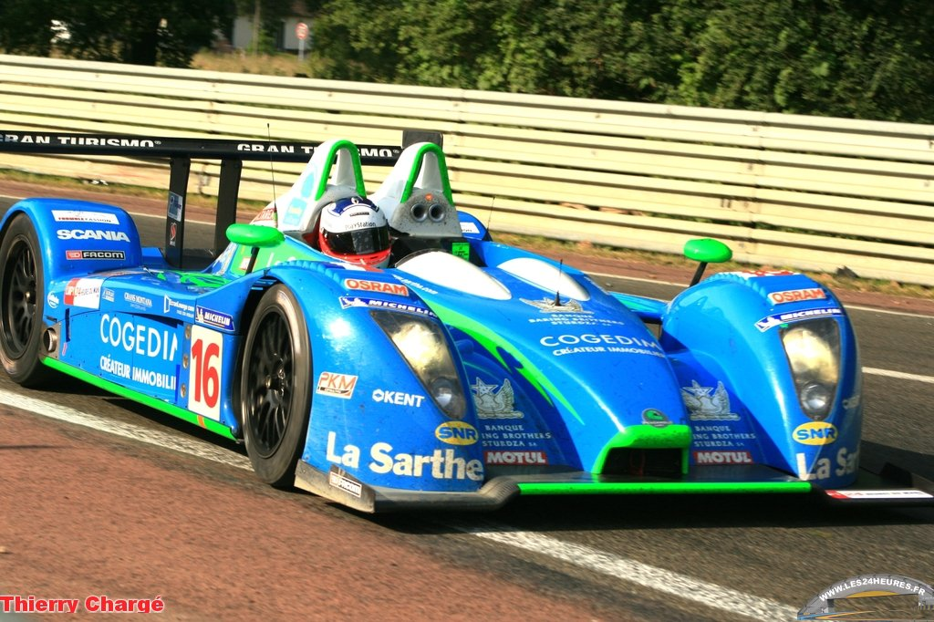 2009 lemans 16 pescarolo