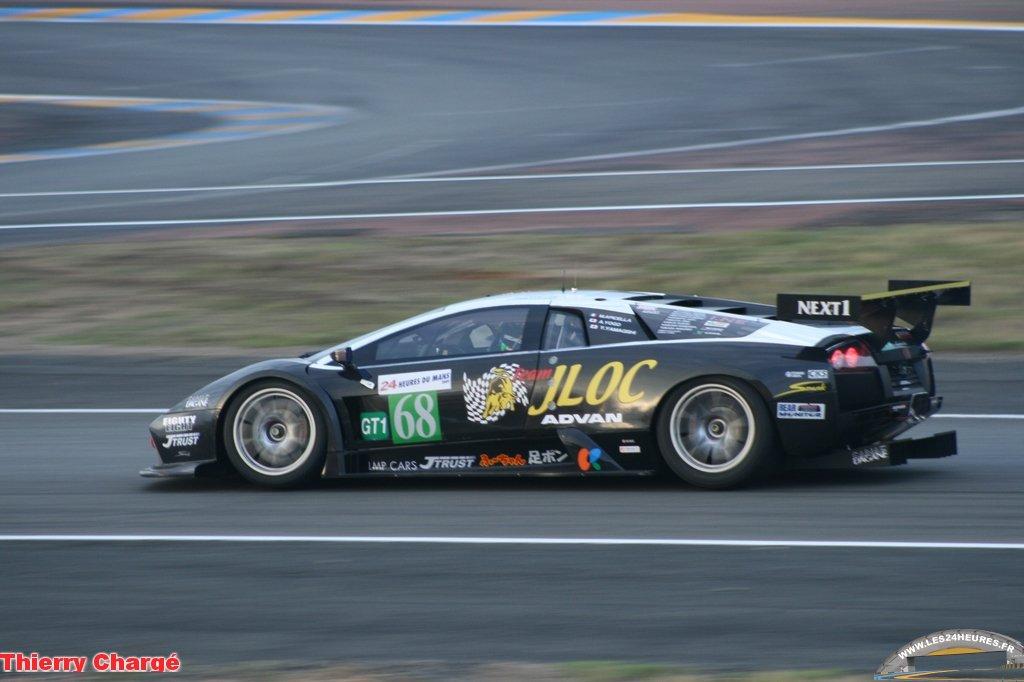 Lamborghini Murciélago JLOC Racing, 24H du Mans 2009 Phoca_thumb_l_24hdumans2009-0152