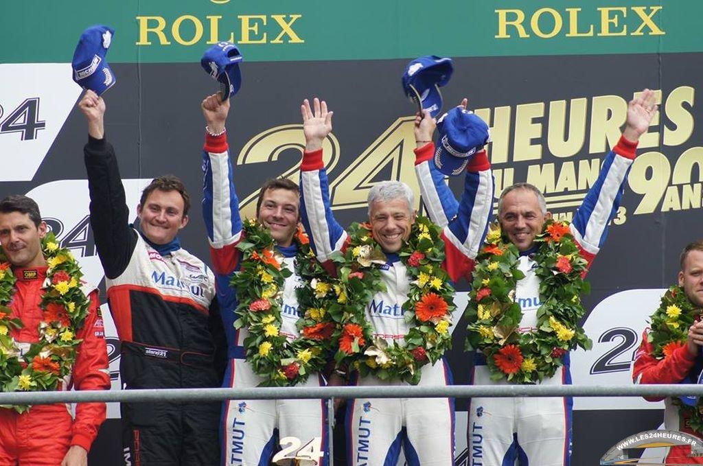 Le Mans 2013. Victoire en LM GTE Am