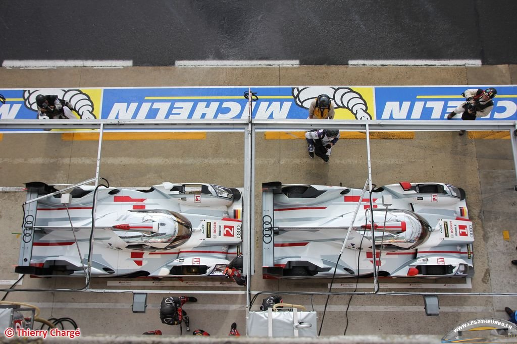 Le Mans, Home of Audi