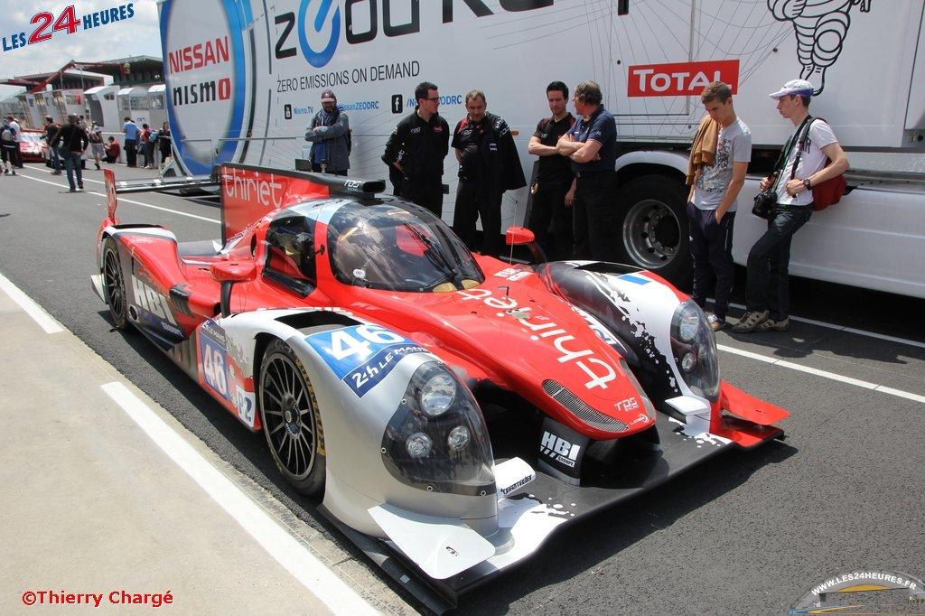 Ligier Thiriet by Tds Racing