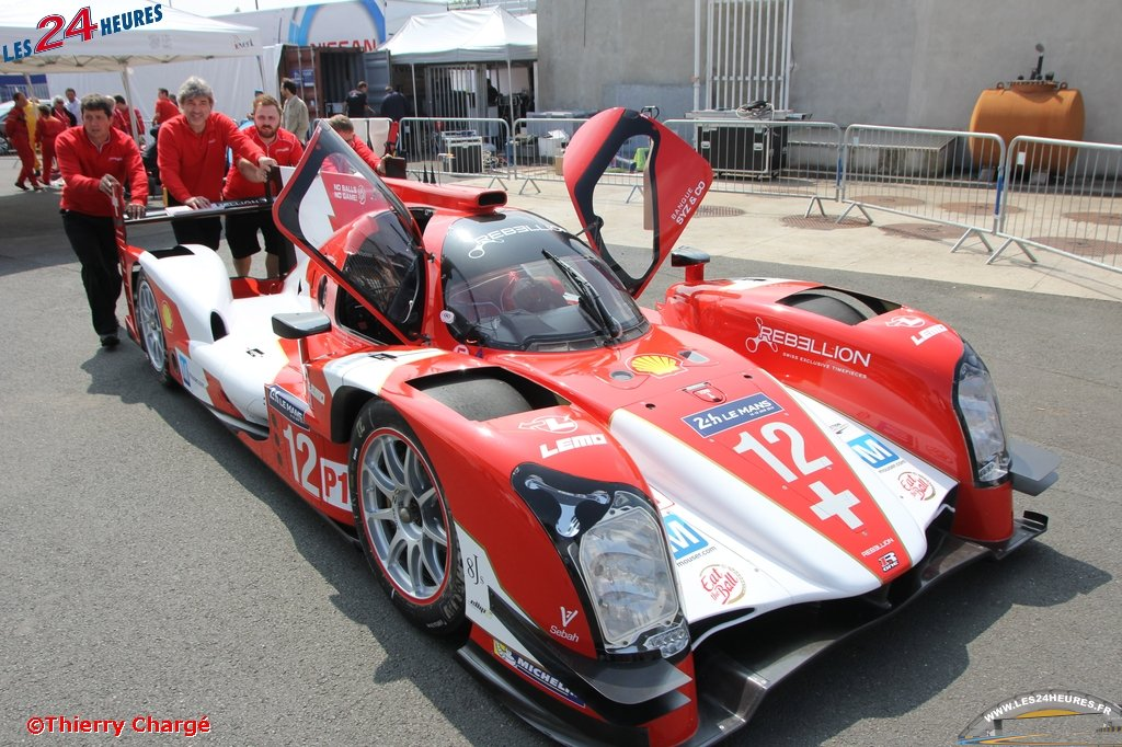 Rebellion R One