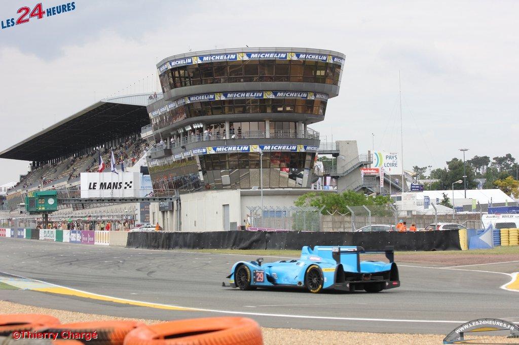 Journée de test 2014 - Pegasus Racing