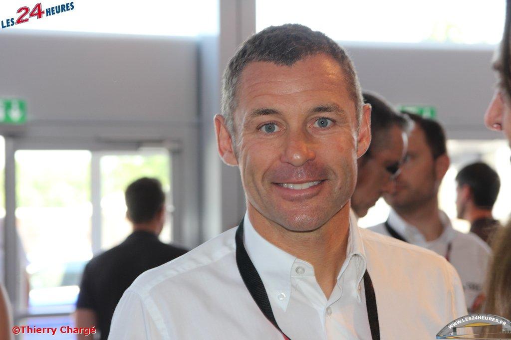Tom Kristensen Grand Marshall 2015