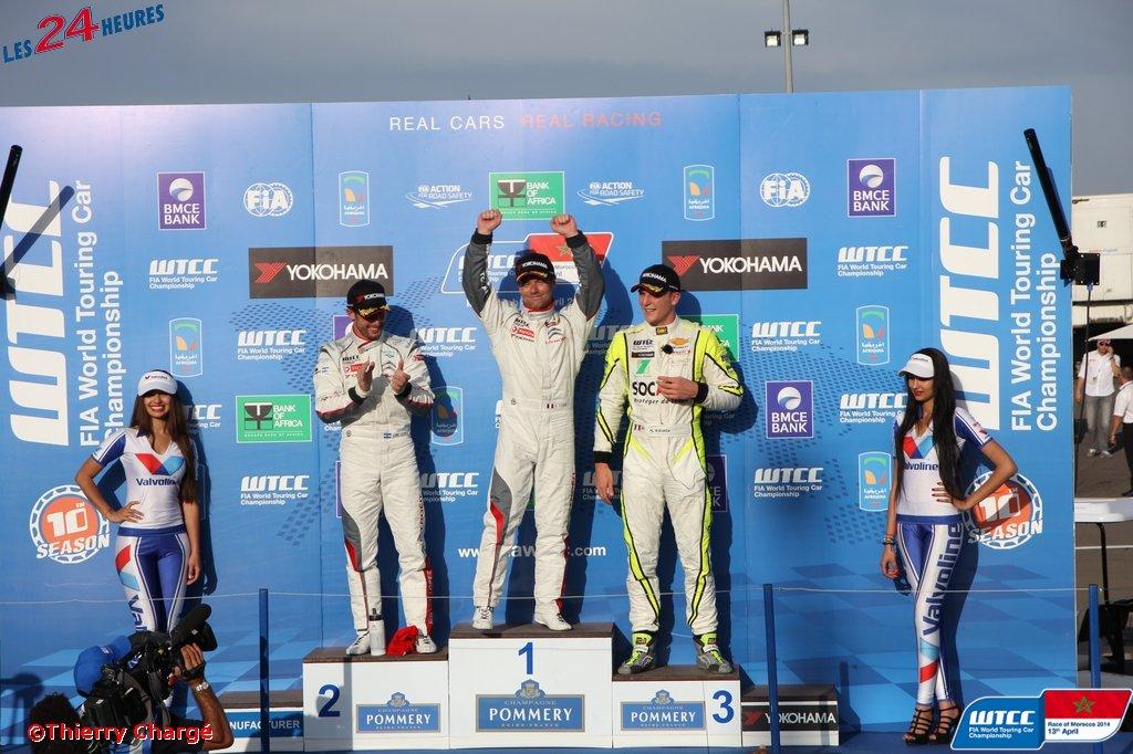 Marrakech 2014 - Victoire de Sebastien Loeb