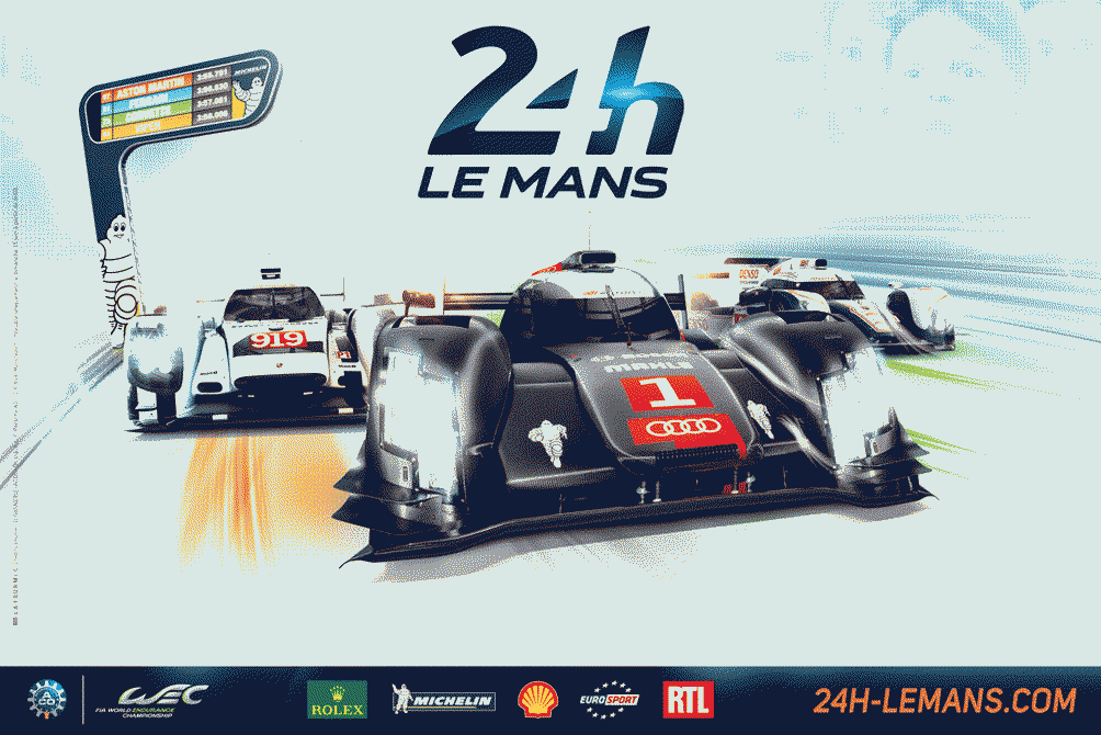 24 heures du mans 2016 les horaires du pesage. Black Bedroom Furniture Sets. Home Design Ideas